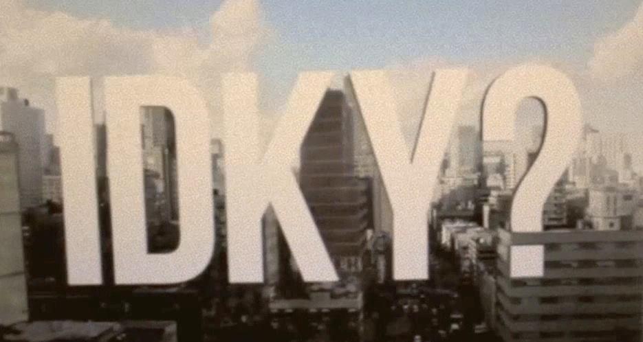 Hangar 18 - IDKY Single Release Tour