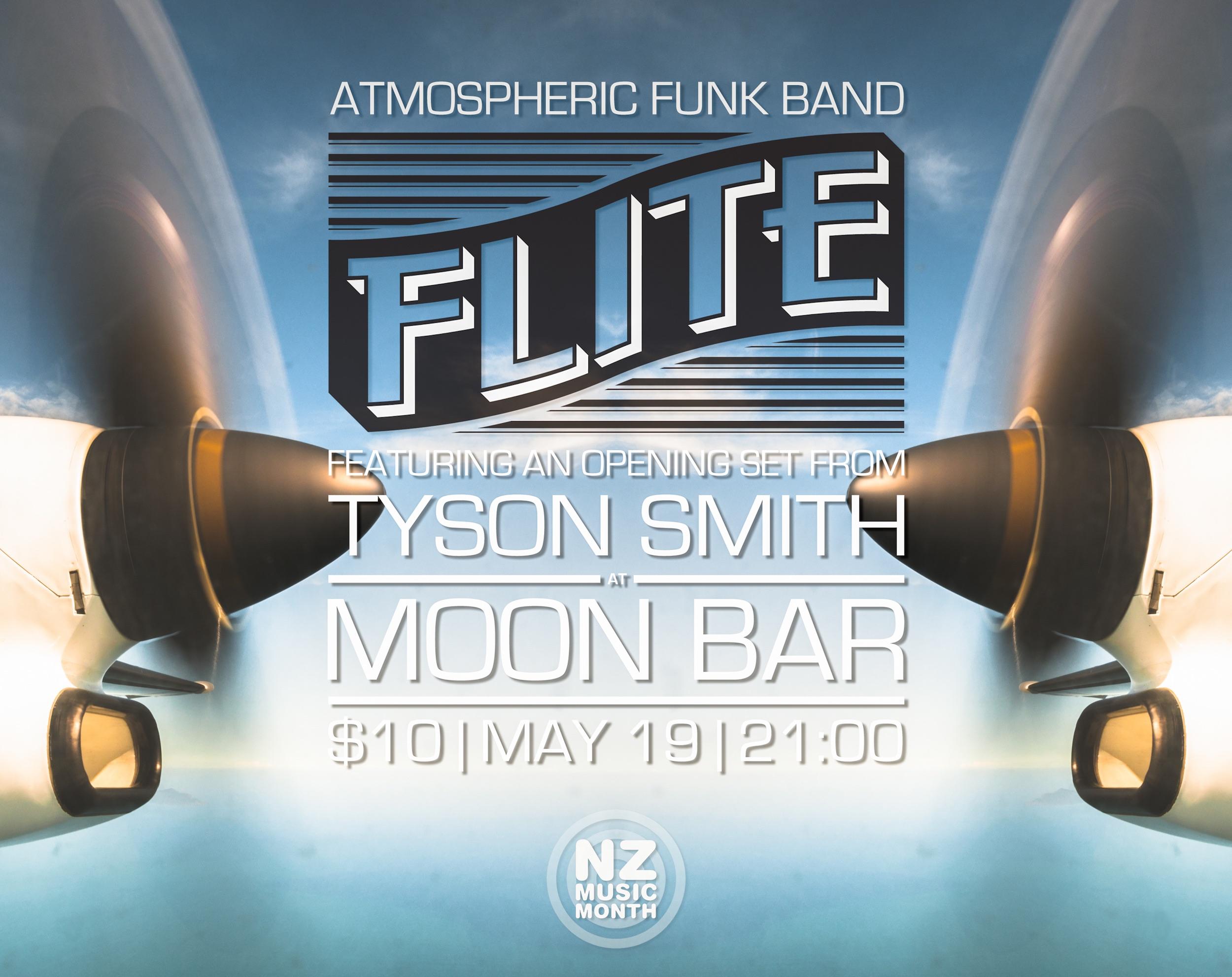Flite and Tyson Smith