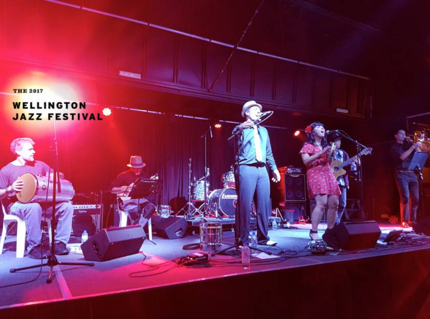 Wellington Jazz Festival - So Samba Present Samba-jazz