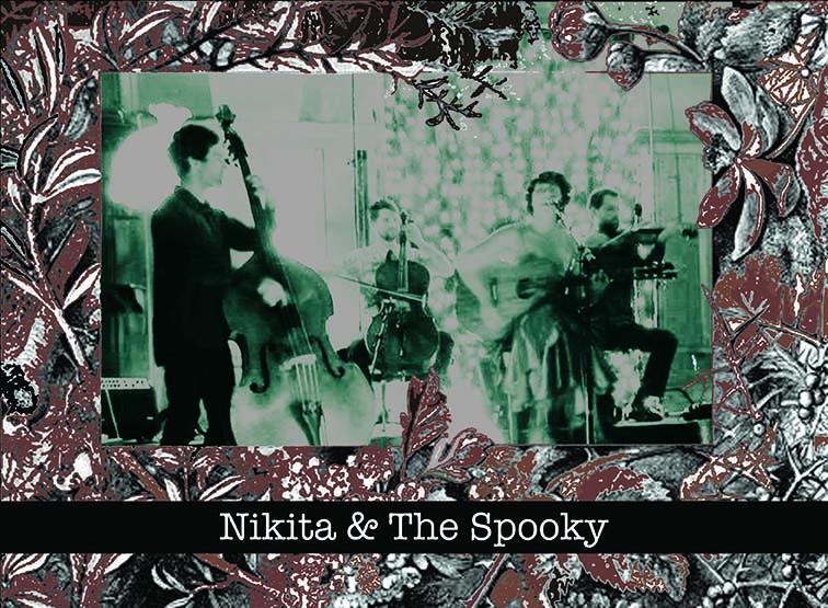 Nikita And The Spooky
