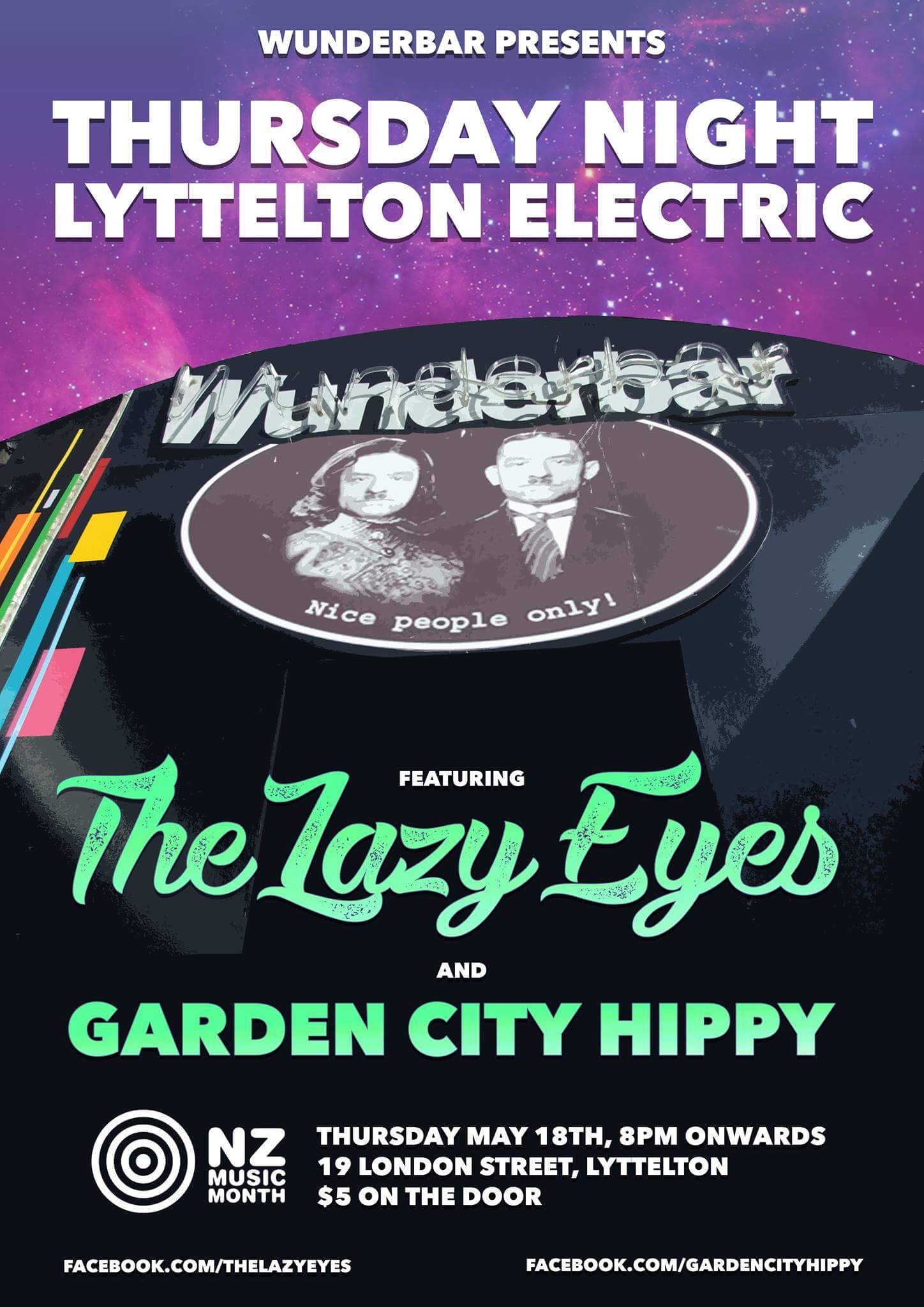 Thursday Night Lyttleton Electric