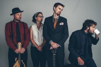 The Frank Burkitt Band With Louis Thompson Munn