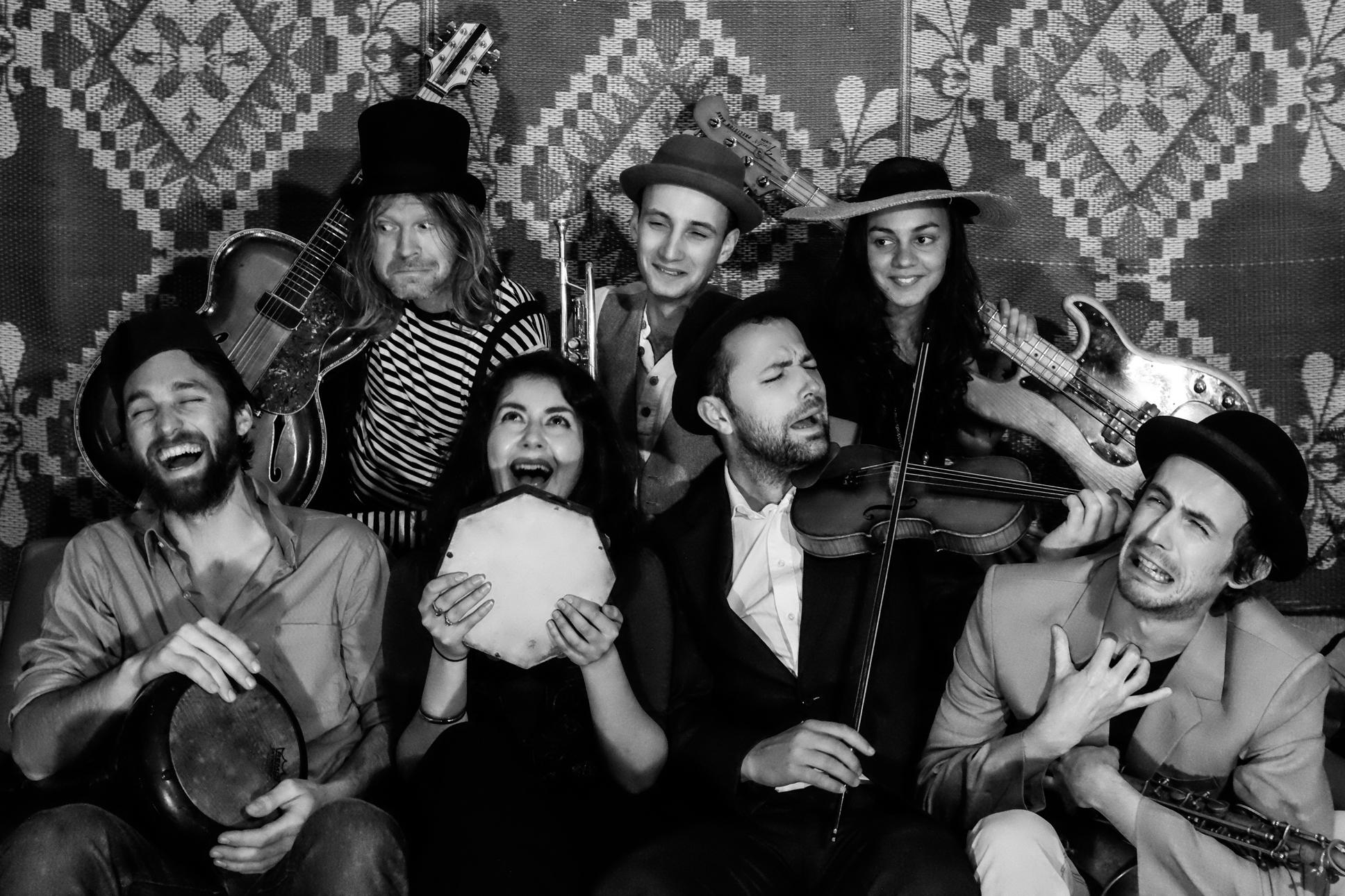 Bazurka Balkan Band