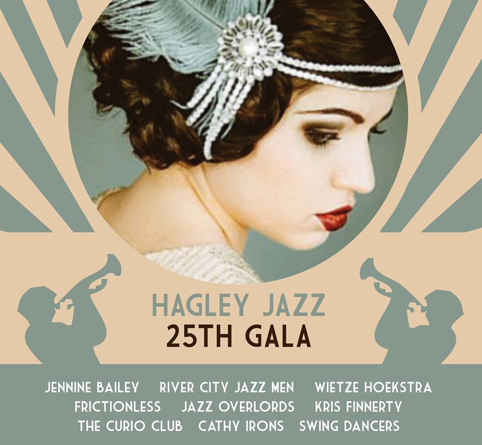 Hagley Jazz 25th - Fundraising Gala Dinner And Entertainment