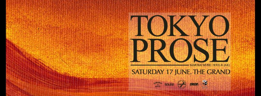 Subbass Presents: Tokyo Prose Soulr