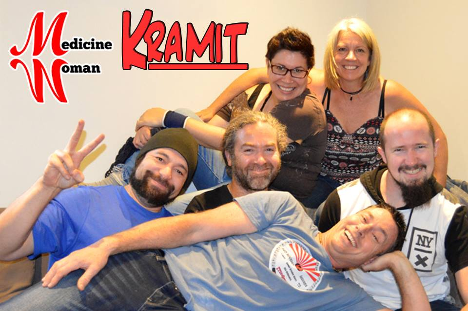 Come Together-kramit And Medicine Woman At The Boathouse