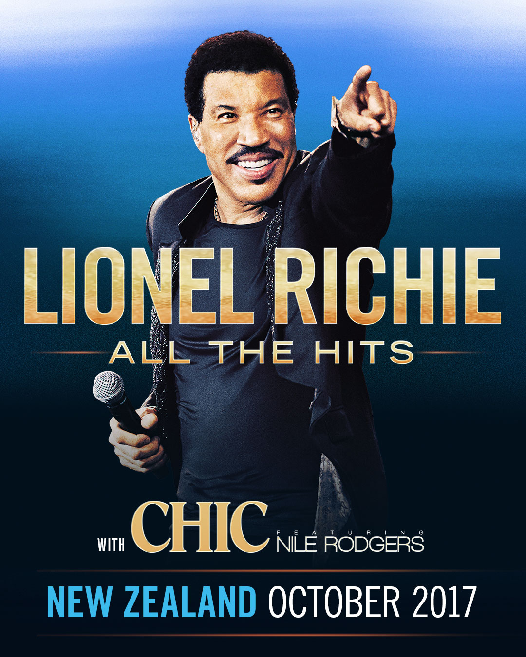 Lionel Richie All The Hits with Chic Nile Rodgers