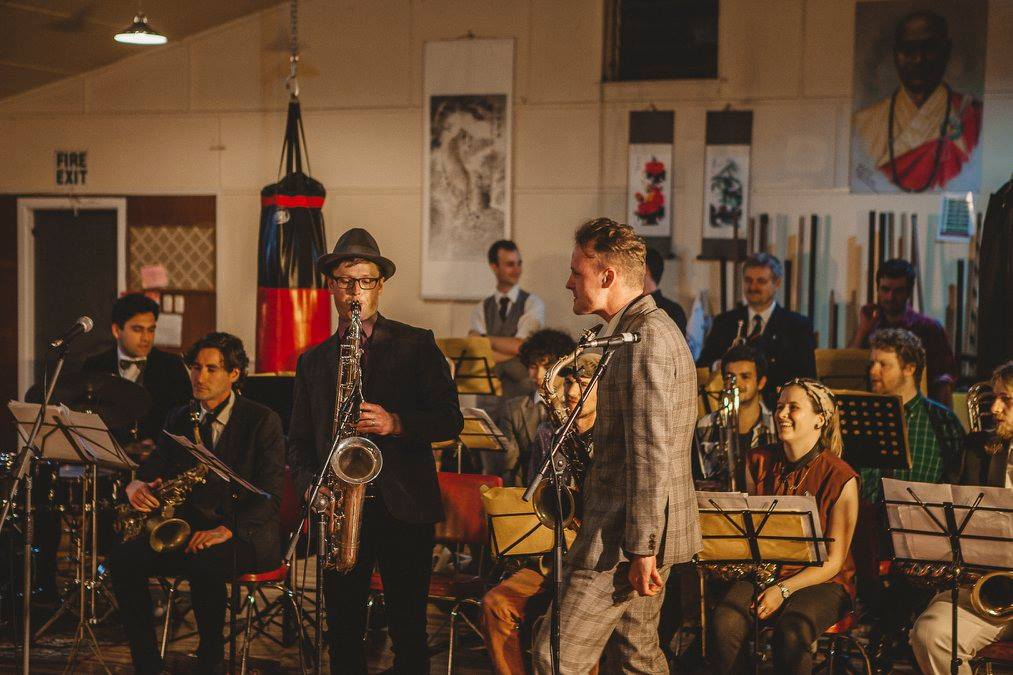 Wellington Jazz Festival - The Neo Hot Jive Orchestra