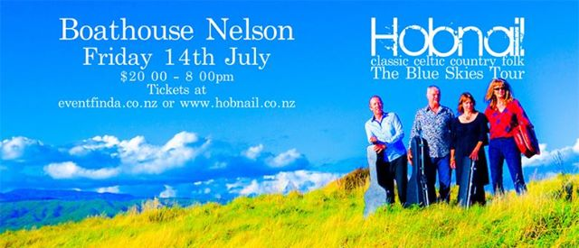 Hobnail-  The Blue Skies Tour