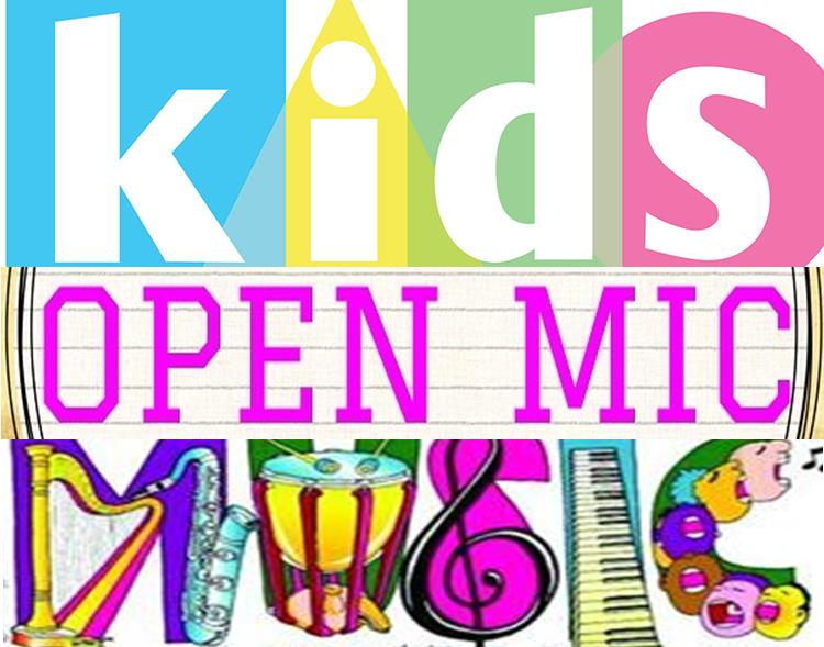 Kids Open Mic Night