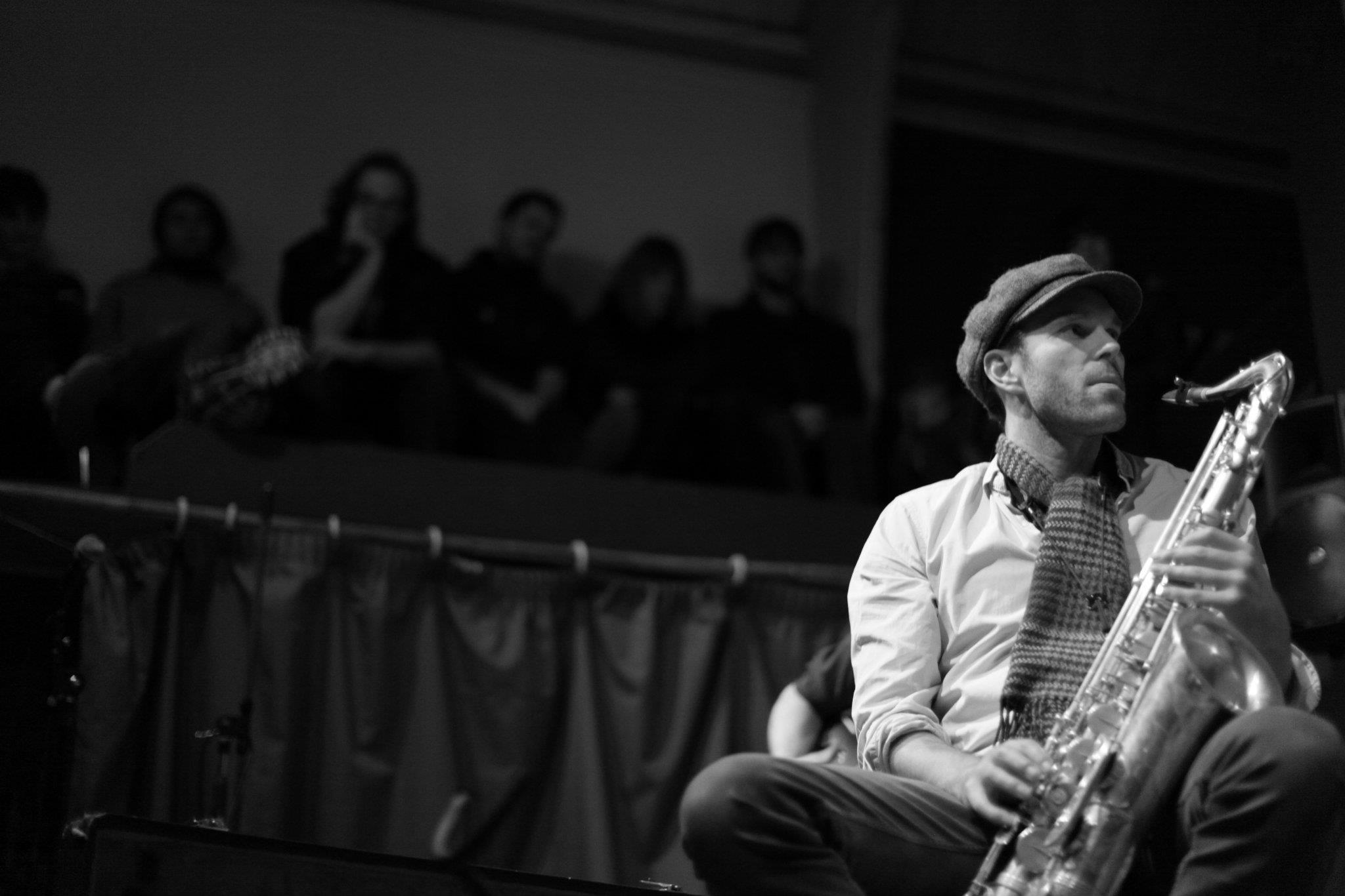 Sunday Jazz - Lucien Johnson