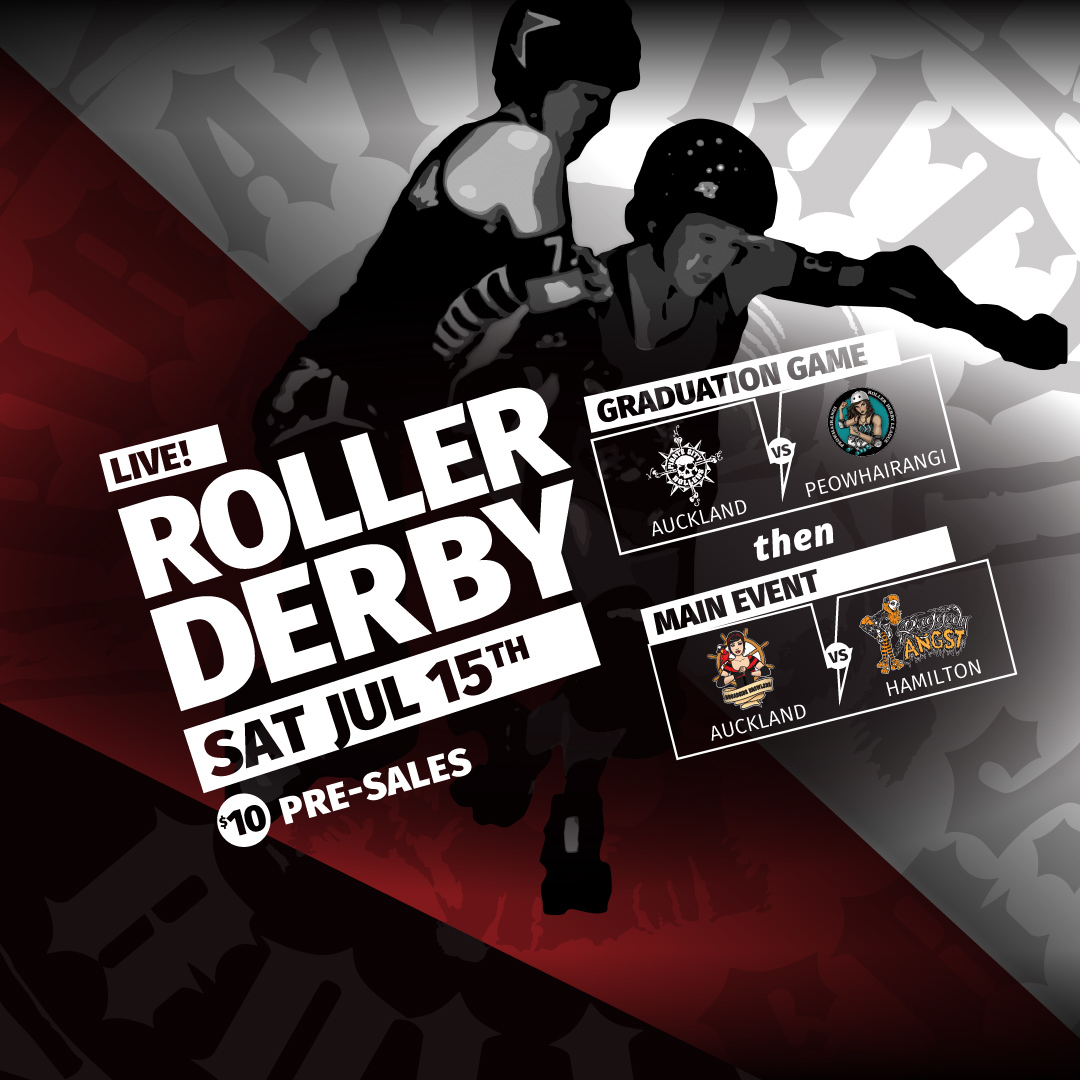 Pirate City Rollers Double Header