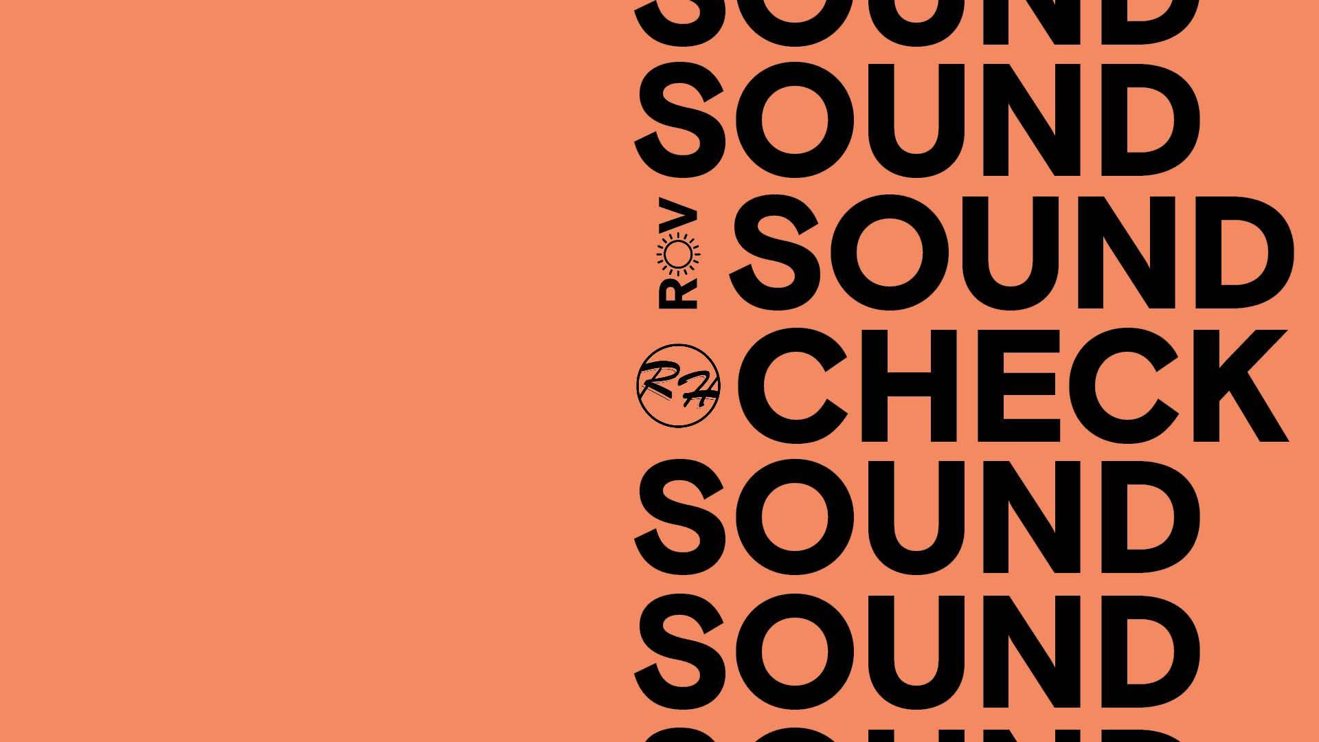 R&V Soundcheck Christchurch