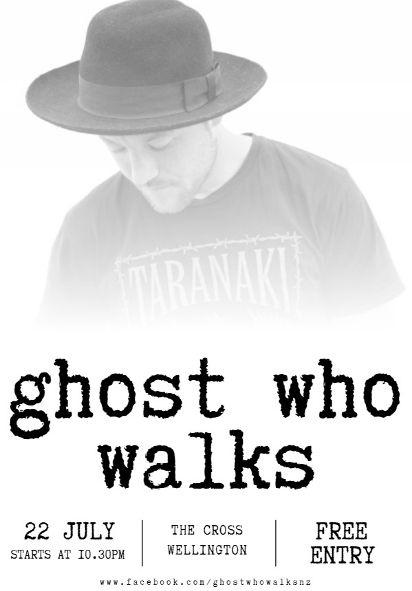 Ghost Who Walks