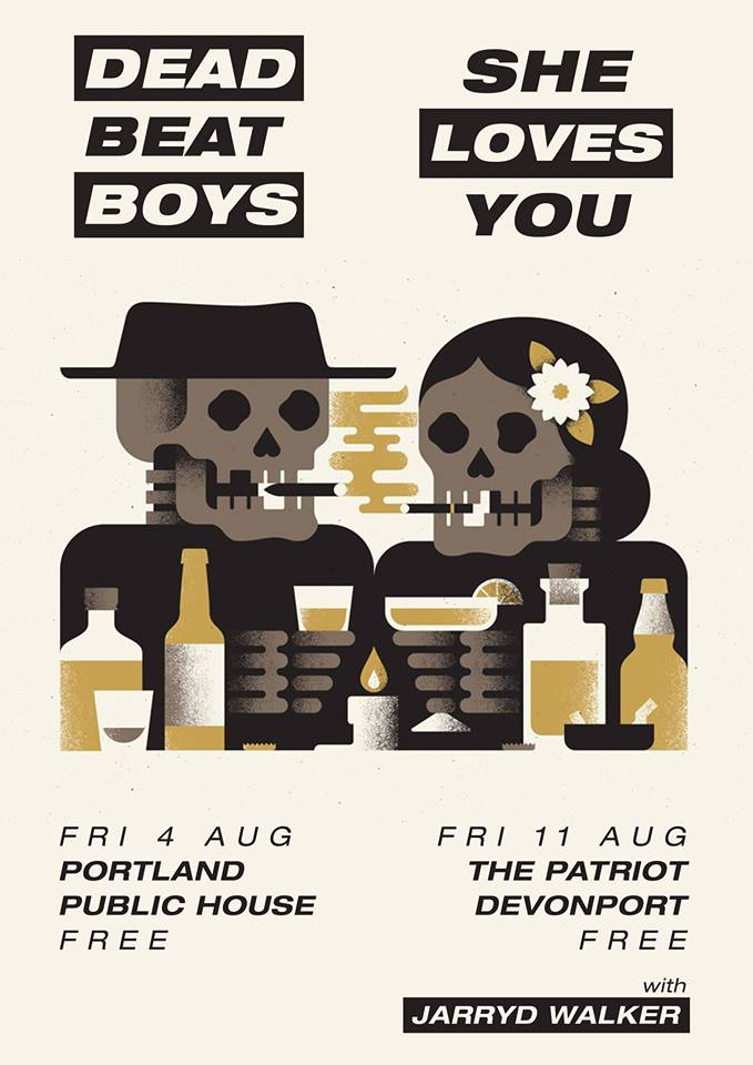 Dead Beat Boys And She Loves You with Jarryd Walker