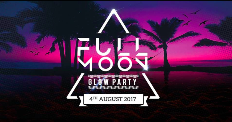 Full Moon Party - Glow Edition