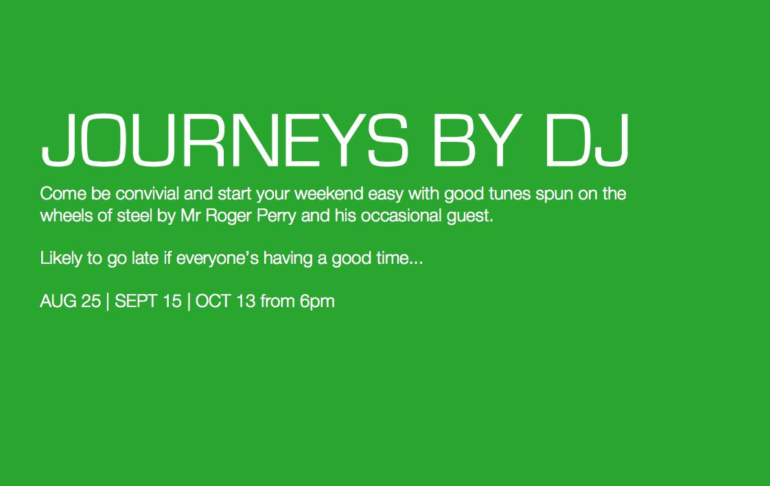 Journeys By DJ