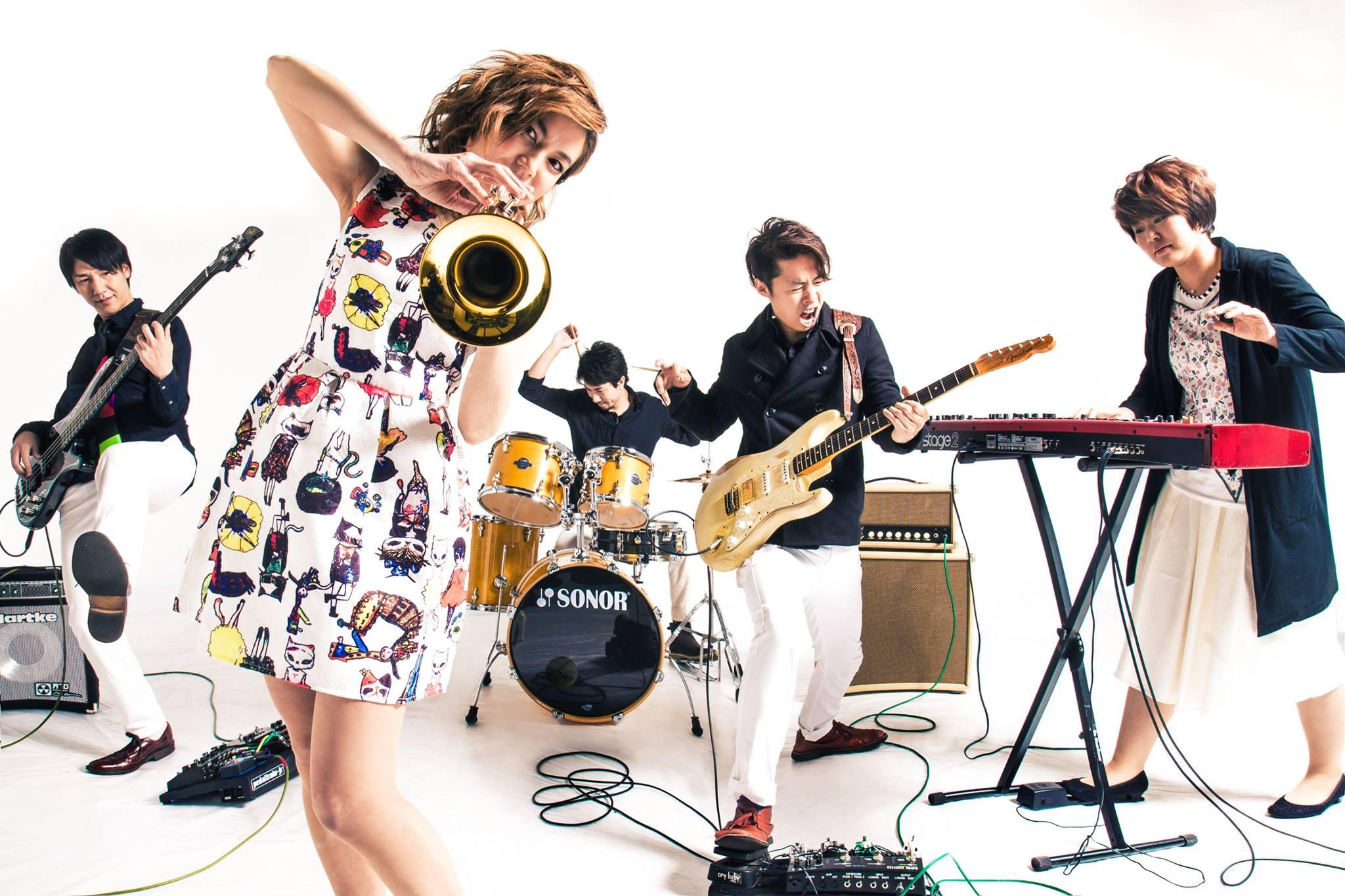 Chihiro Yamazaki and Route 14 Band