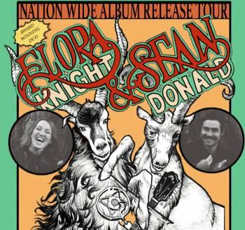 Flora Knight and Sean Donald Album Release Tour