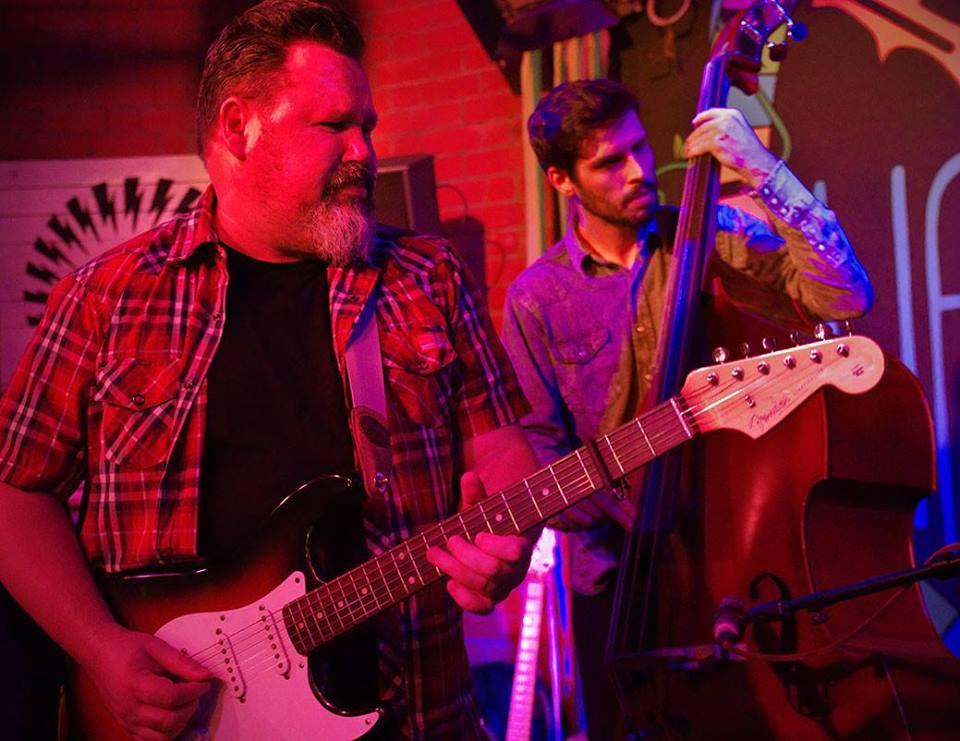 The Darren Watson Blues Duo