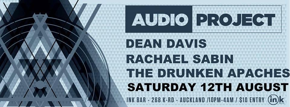Audio Project  with Dean Davis, Rachael Sabin, and Drunken Apaches