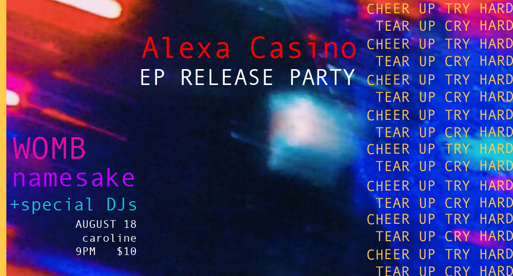 Alexa Casino EP Release Party