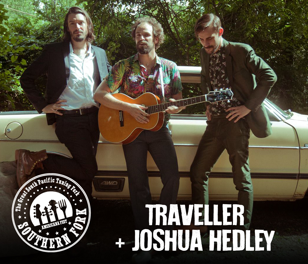 Southern Fork Americana Fest: Traveller And Joshua Hedley
