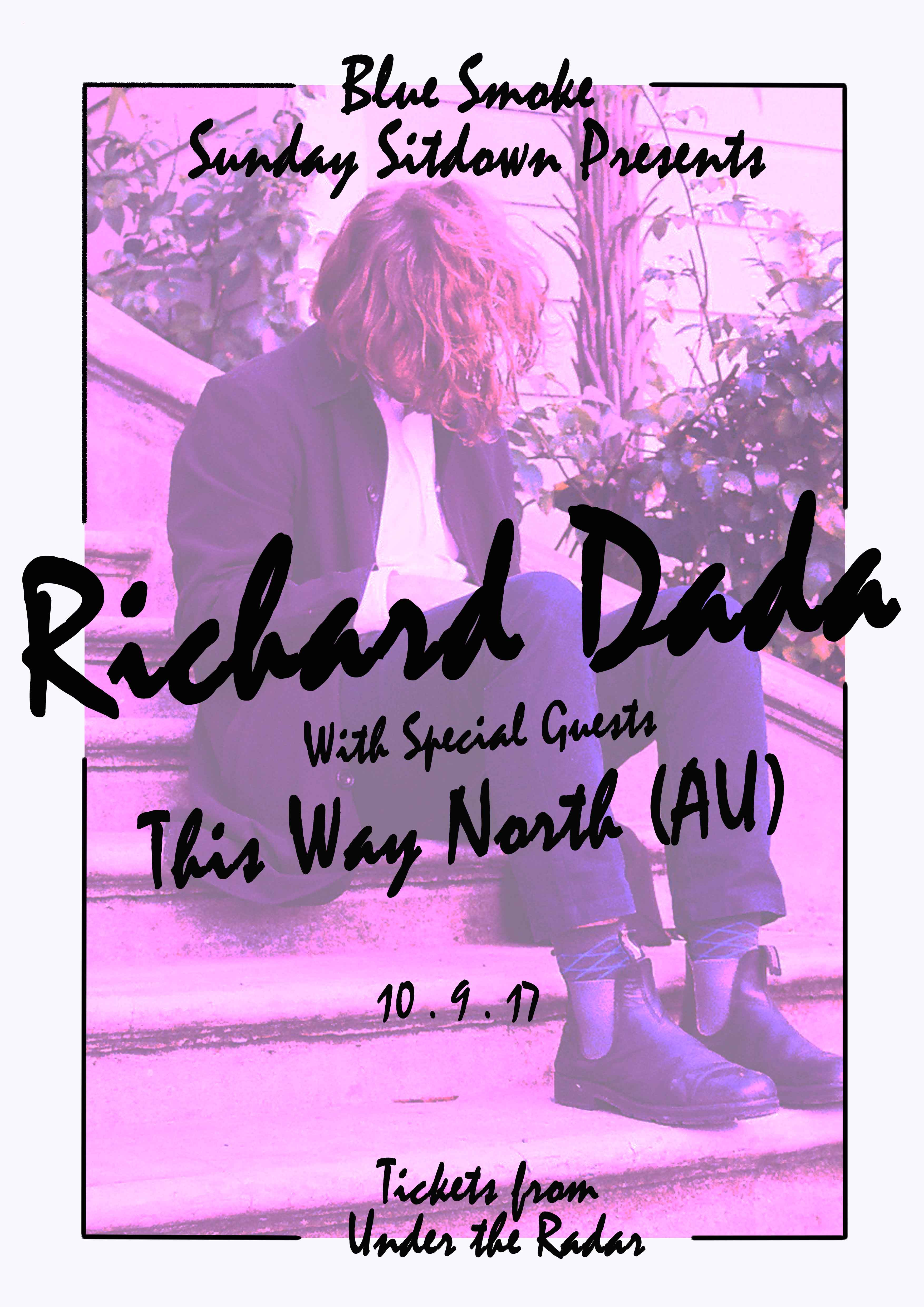 The Sunday Sit Down: Richard Dada with This Way North