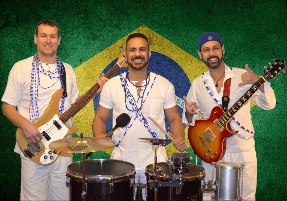 Made In Bahia - Brazilian Axe Music