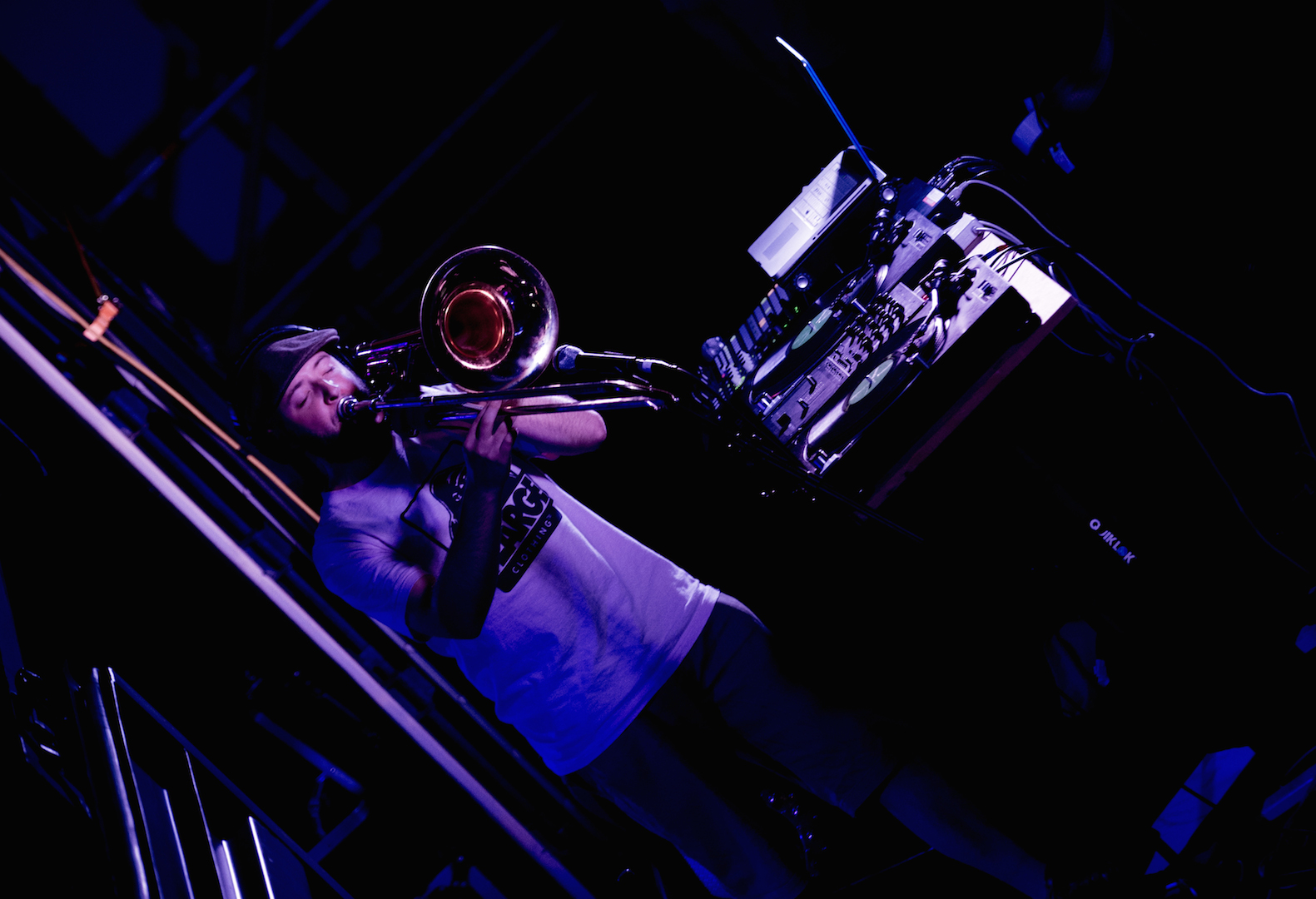 Luscious Trombonious Beats - Uncle Silverback Live Set