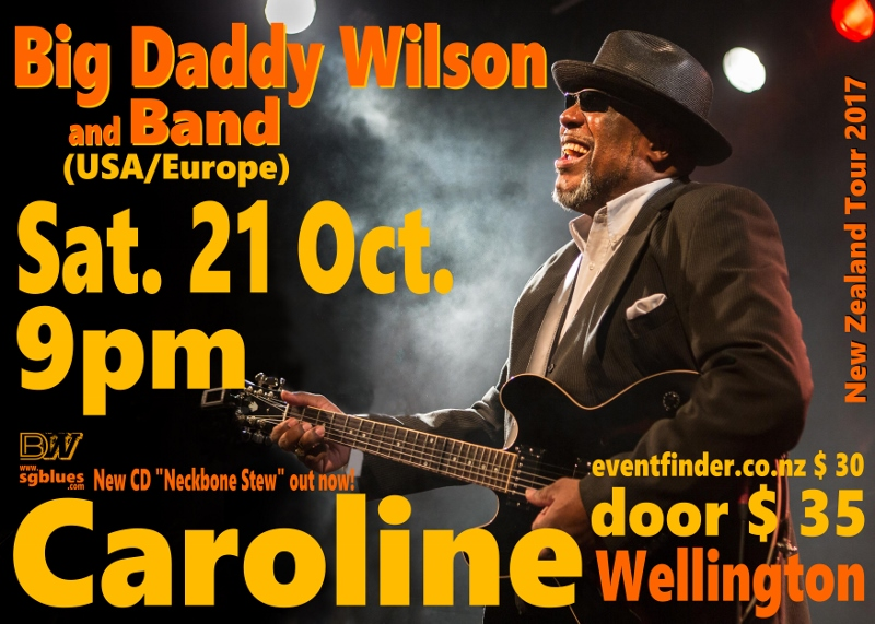 Big Daddy Wilson And Band