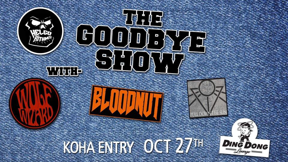 The Helgorithms Goodbye Show