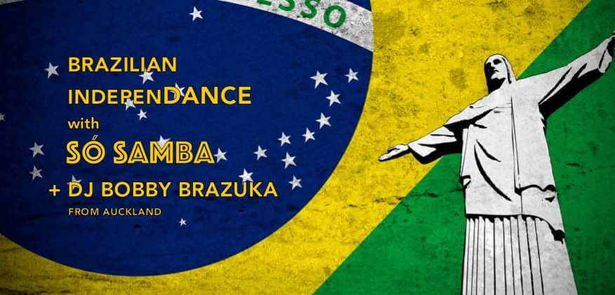 Brazilian Independance So Samba and DJ Bobby Brazuka