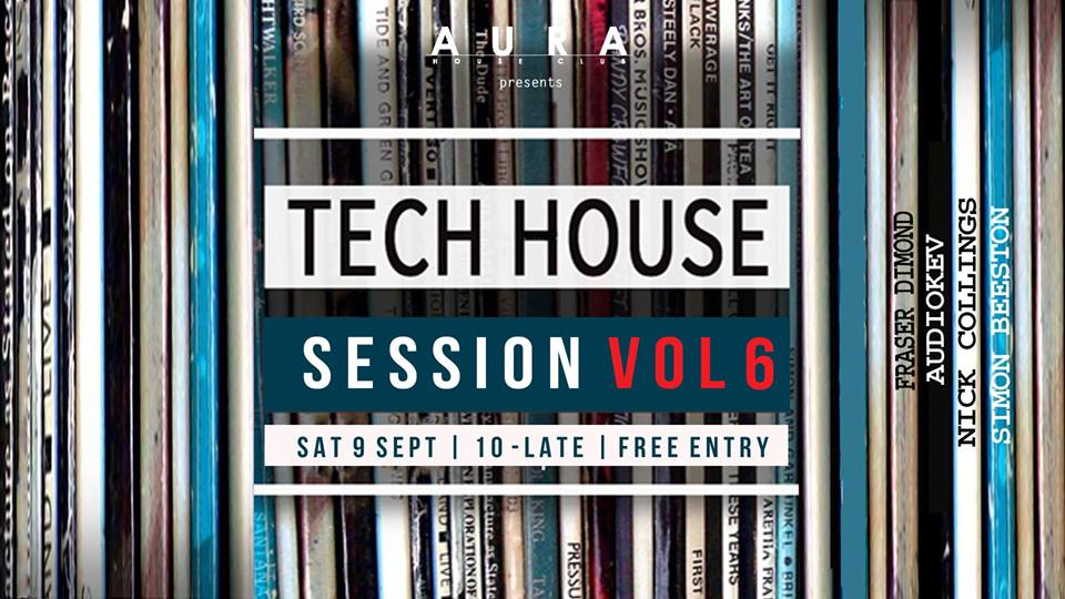 Tech House Sessions Volume 6