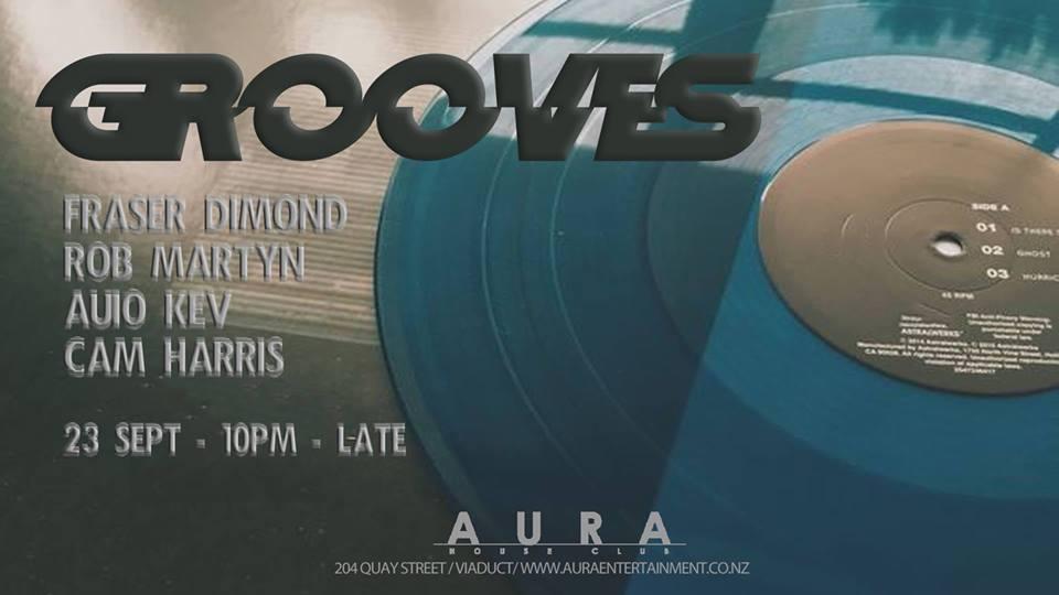 Aura Groove