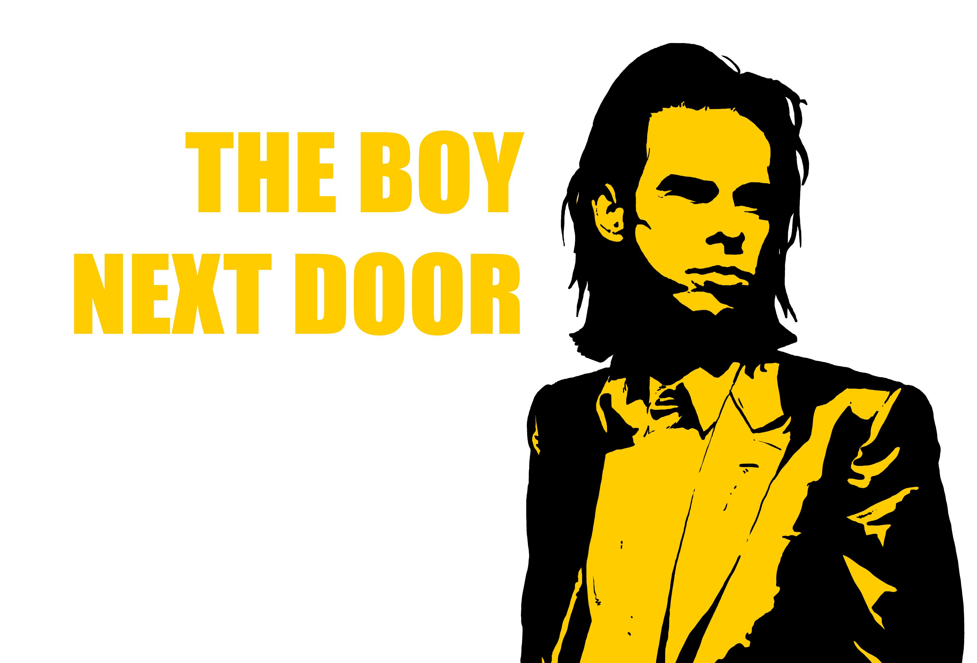 The Boy Next Door - Celebrating Nick Cave