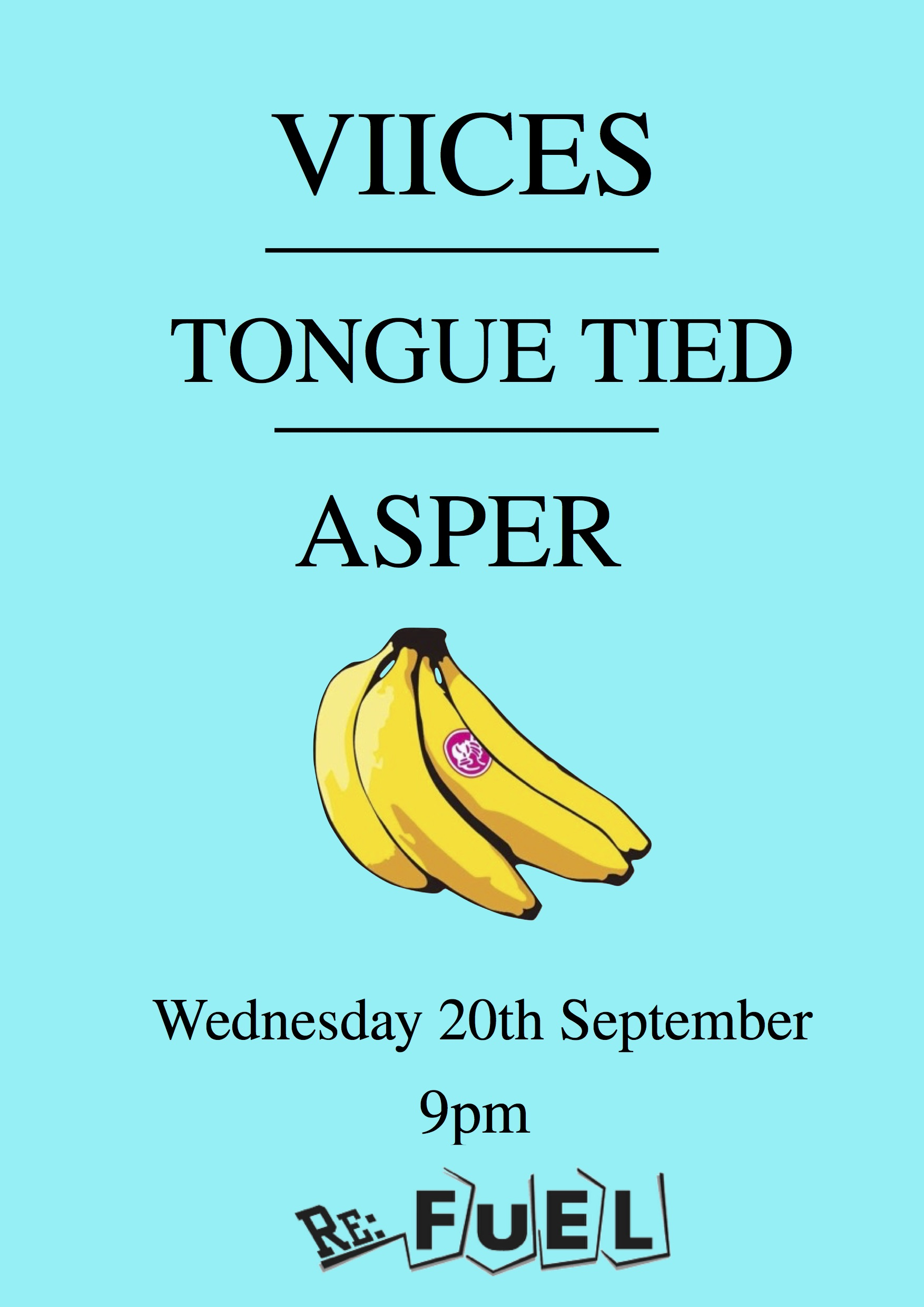 Viices, Asper And Tongue Tied
