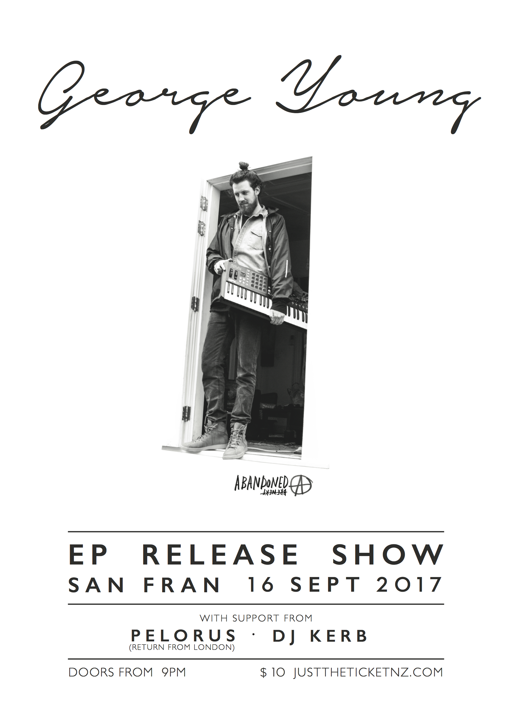 George Young EP Release