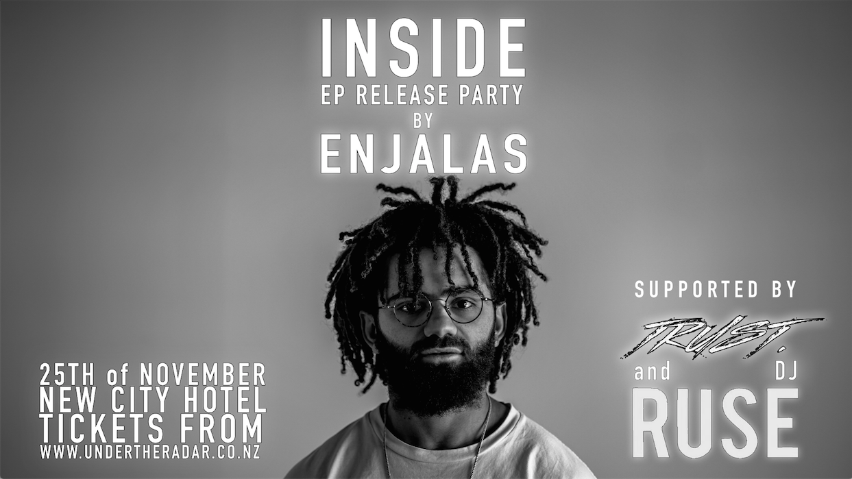 Enjalas - INSIDE EP Release Party