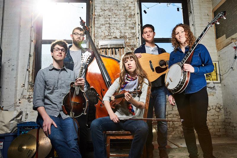 Mile Twelve Bluegrass Band
