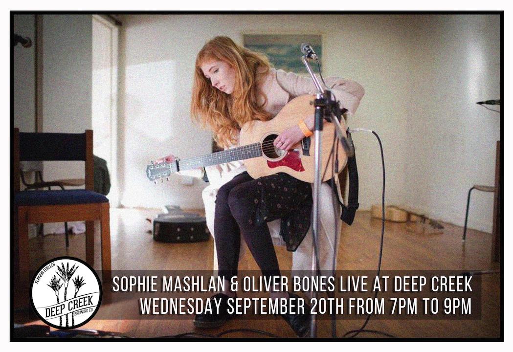 Sophie Mashlan And Oliver Bones