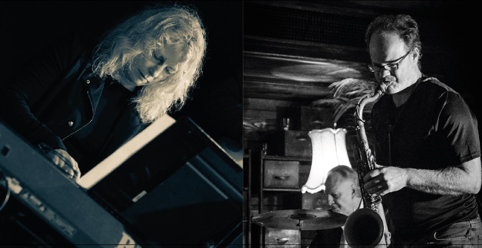 Sunday Jazz - Anita Schwabe And Roger Manins