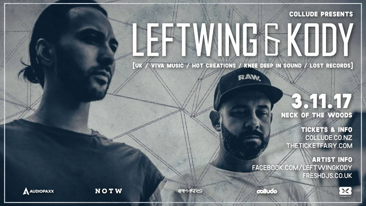 Leftwing And Kody UK