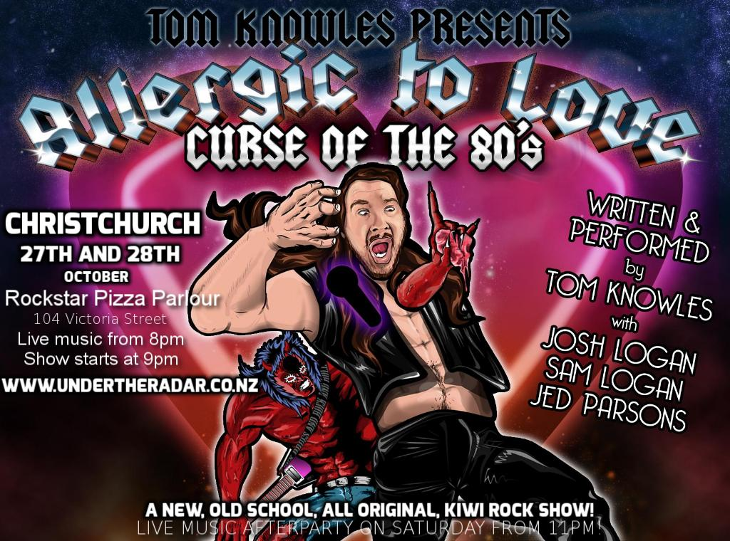Allergic To Love: Curse Of The 80s