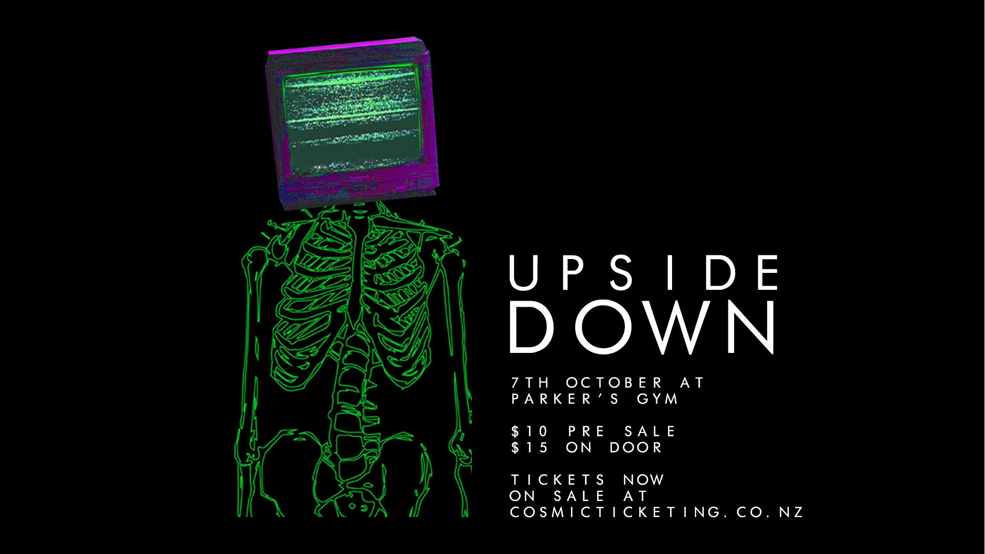 The Upside Down - Pont Amor and the Crystals, Charlie.so + More