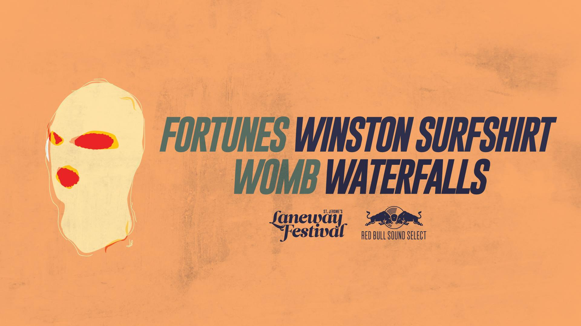 Red Bull Sound Select: Fortunes and Winston Surfshirt