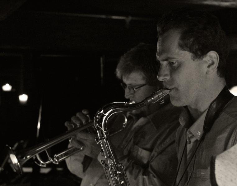 Jazz Club Presents: Pleasure Point Quintet and Friends