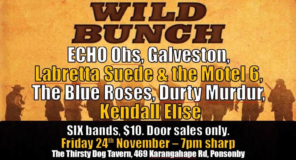 Wild Bunch - Celebrating Wild Bill