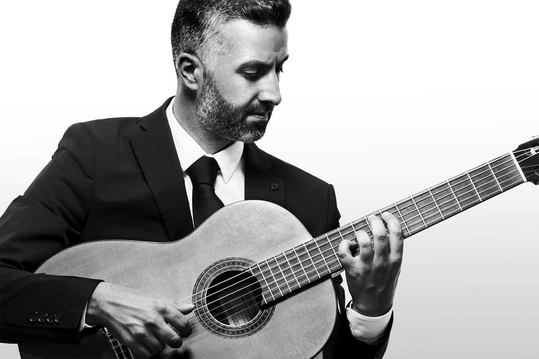 Tierra Y Mar A Flamenco Guitar Project