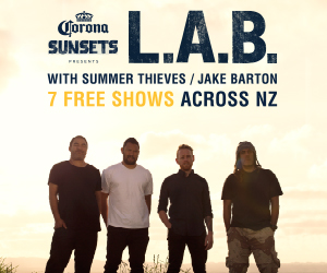 Corona Presents LAB with Summer Thieves